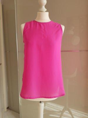 Aniston Top koszulowy różowy