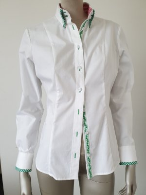 alm sach Traditional Blouse white