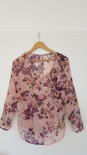 Bluse/ Transparent/ Orsay