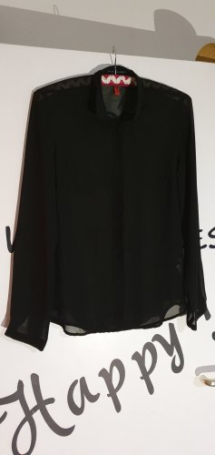 QS by s.Oliver Blouse Jacket black