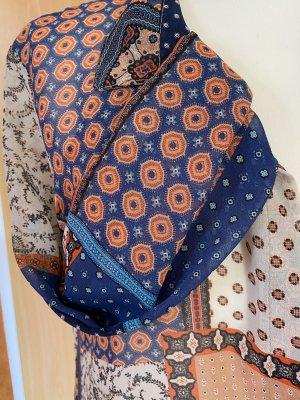 Chilli Blusa a tunica multicolore