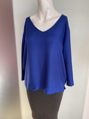 Bluse Tunika Royal blau Gr 38 40 L von Street One