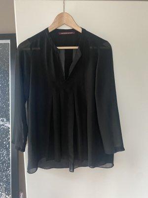Comptoir des Cotonniers Blusa a tunica nero