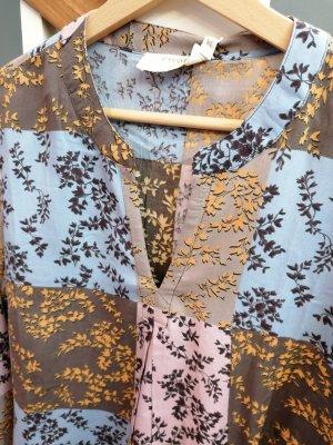 Bluse Tunika Shirt bedruckt von Cream Gr. 38