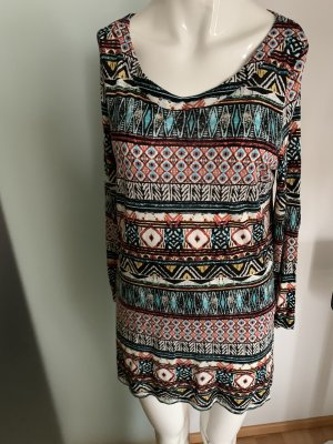 Comma Camisa tipo túnica multicolor