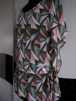 Bluse - Tunika - von TAIFUN ,  Gr. 38, Polyester