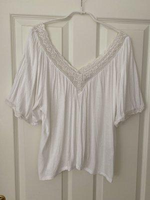 Bluse Tunika Zara
