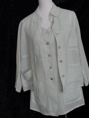Bluse und Jacke von InWear in zart bleugrau Gr. 36/38