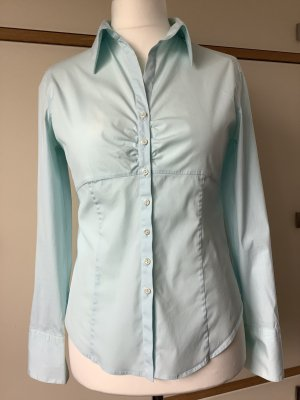van Laack Shirt Blouse turquoise