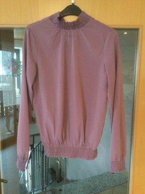 Vera Moda Colletto camicia grigio-lilla Poliestere
