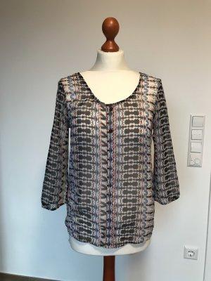 Vero Moda Transparante blouse veelkleurig