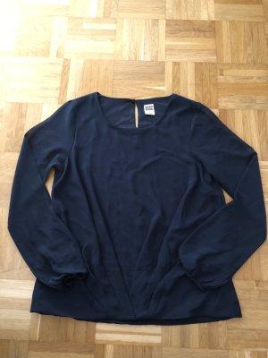 Bluse, Vero Moda, blau, Gr. M