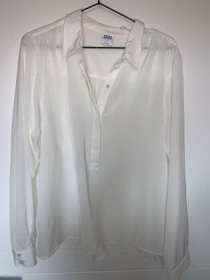 Vero Moda Cols de blouses crème