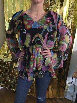 Bluse Vintage Gr.XL besonders schön