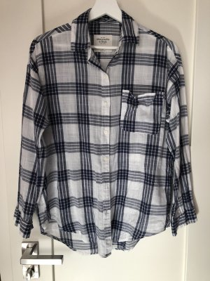 Abercrombie & Fitch Checked Blouse multicolored