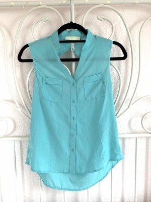 Adidas NEO Short Sleeved Blouse light blue-turquoise