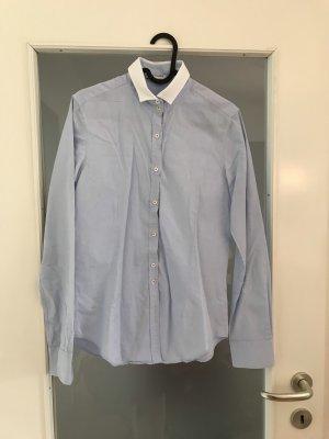 Aglini Blusa de manga larga multicolor