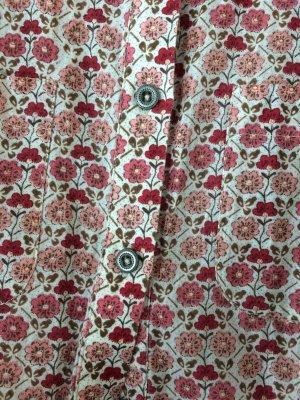 Alain Manoukian Long Sleeve Blouse multicolored cotton