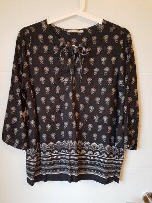 armedangels Tunique-blouse noir
