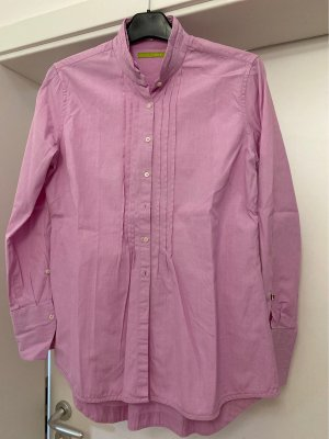 Bailly Diehl Long Blouse pink-white