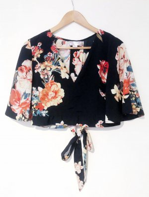 Band of Gypsies Kimono blouse veelkleurig Polyester