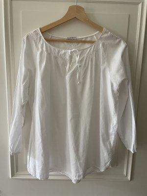 Better Rich Short Sleeved Blouse white