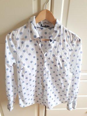 Boden Shirt Blouse white-azure