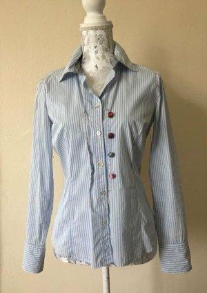 Hugo Boss Camicia blusa multicolore Cotone