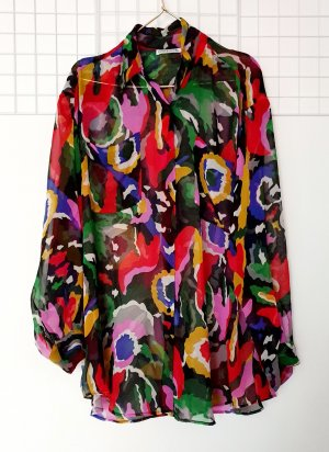 Cacharel Blusa larga multicolor Poliéster