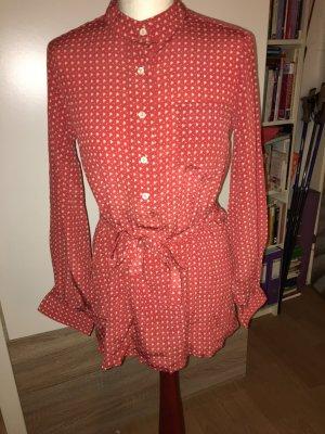 Bluse von Chloé, top Zustand, passender Schal und Gürtel, Gr. 38