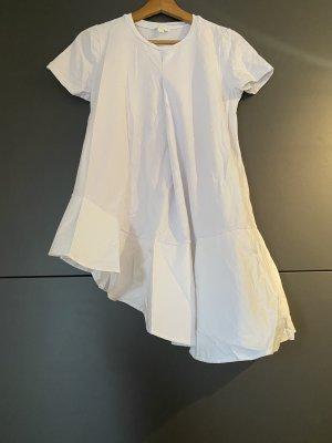 COS Blouse à manches courtes blanc