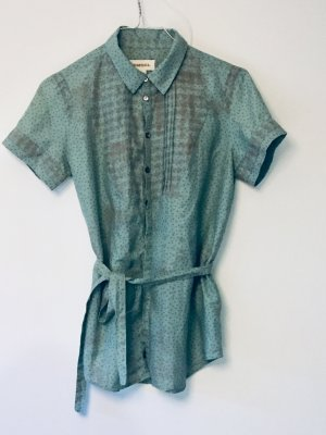 Bluse von Diesel aus Baumwolle und Seide
