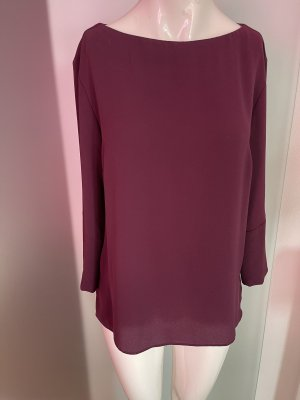 Dorothy Perkins Tunic Blouse brown violet