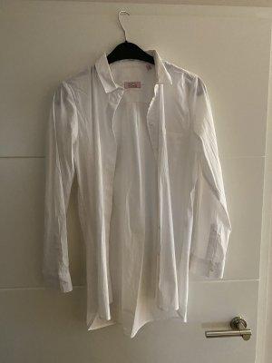 Bluse von Emily Gr. 38 weiß