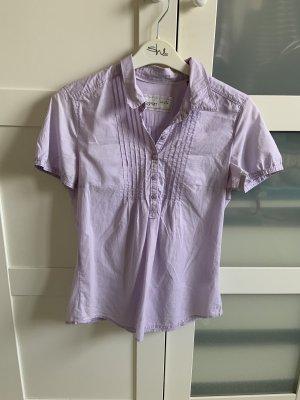 Bluse von Esprit Gr. 36, lila