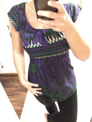 Esprit Blusa larga multicolor