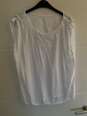 Bluse von Esprit Gr.38 Weiß