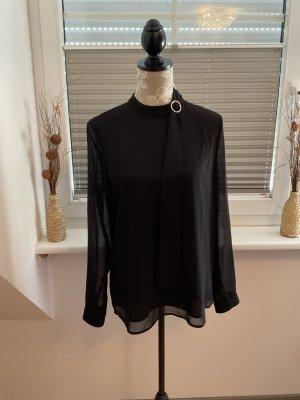 Bluse von Esprit in Größe 36 in Schwarz
