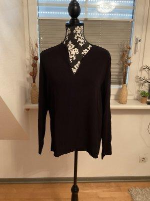 Bluse von Esprit in Größe 38 in Schwarz