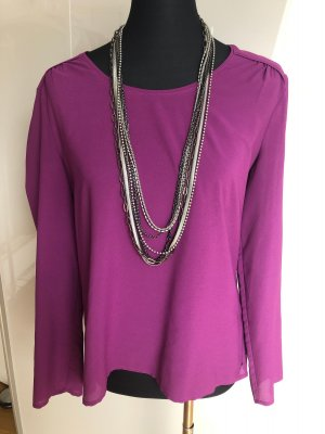 Esprit Slip-over Blouse purple