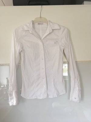 FlashLights Shirt Blouse white