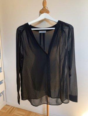 Friendtex Long Sleeve Blouse black