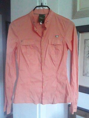 G-Star Koszulowa bluzka brzoskwiniowy