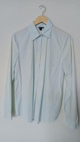 Gant Blusa de manga larga verde pálido