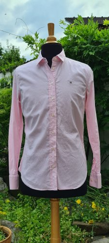 Gant Blusa de manga larga rosa
