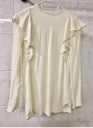 Bluse von H&M Gr.36 Farbe Creme