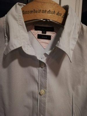Hilfiger Kołnierzyk koszulowy w kolorze białej wełny