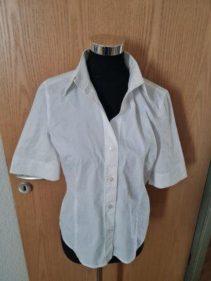 Hirsch Camicia blusa bianco