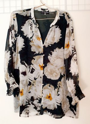 Karl Lagerfeld Oversized Blouse multicolored polyester