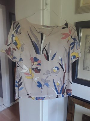 Lanius Short Sleeved Blouse multicolored